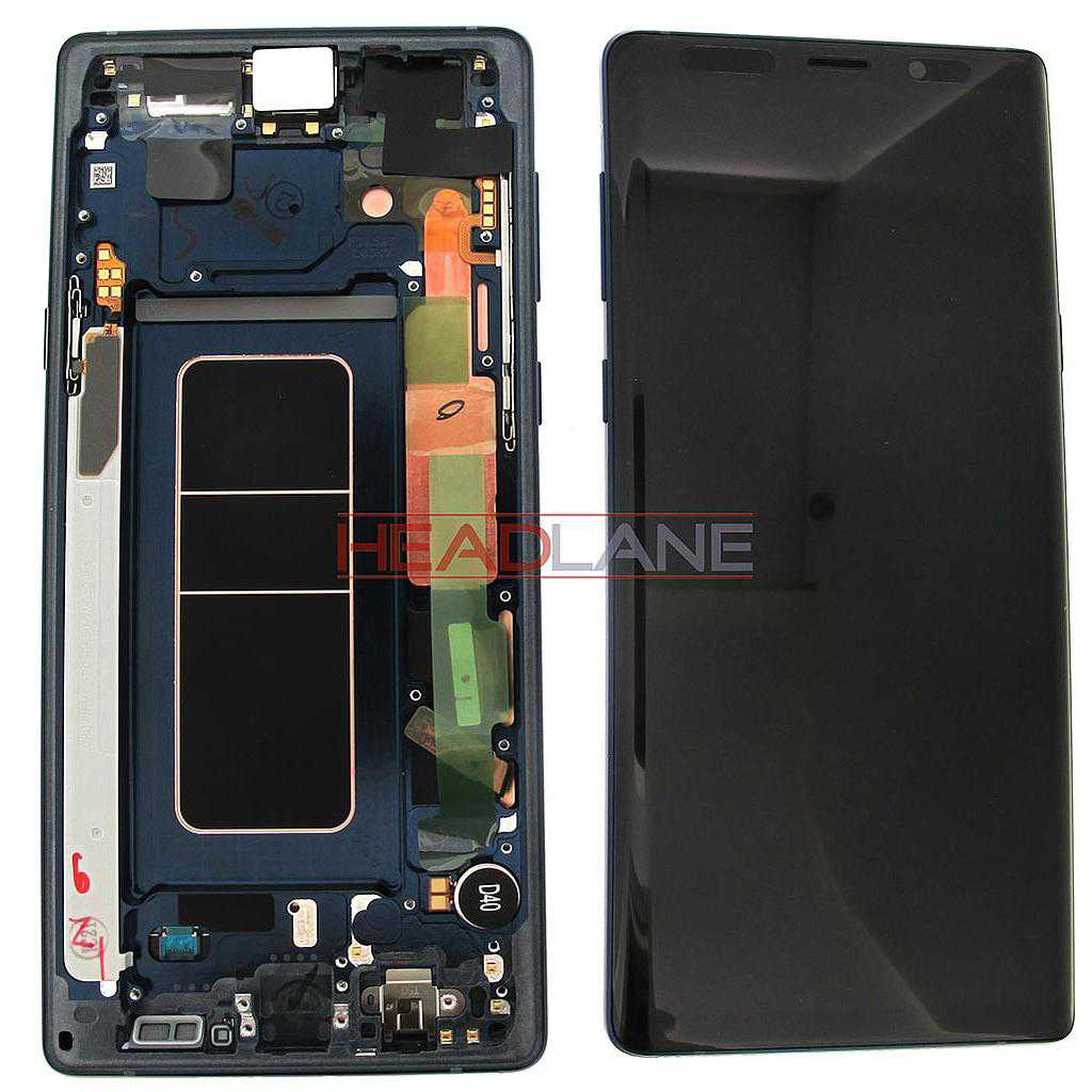 Samsung SM-N960 Galaxy Note 9 LCD Display / Screen + Touch
